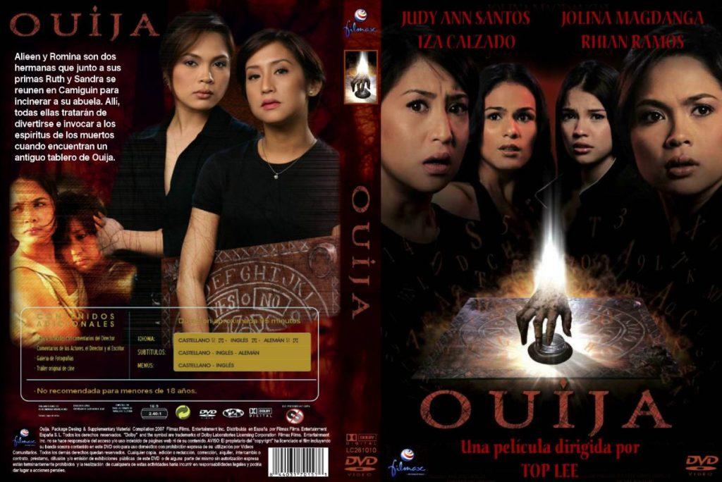 Ouija 2007 Caratula